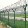 高速路护栏网厂家 广西机场隔离栅 机场防护栅栏 Y型柱围栏