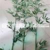 仿真竹子装饰假竹子隔断室内屏风户外塑料绿植物盆栽挡墙造景装饰