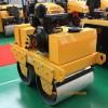 停车场地面钢轮压实机 宣土沥青自行式柴油压道机