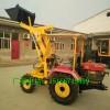 养殖场专用轮式电动小铲车工地铲车装载机工地铲车装卸机